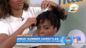 today show summer hairstyle fail youtube