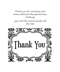 where to buy thank you cards 30 free printable thank you card templates wedding graduation
