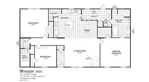 double wide homes floor plans fascinating 2 bedroom double wide floor plans trends and mobile
