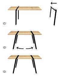 table de bureau conforama treteaux pour bureau bureau sur tracteaux table ou bureau treteaux