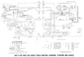 wiring diagrams 1966 ford truck home electrical wiring basics