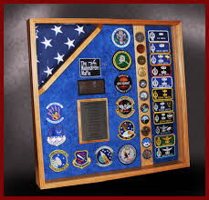 3x5 Flag Display Case With Certificate 24x24 Flag Shadow Box 3x5 Corner Frame By Greg Seitz Woodworking
