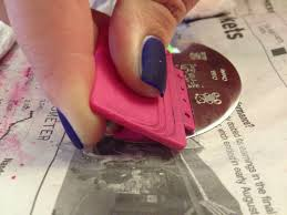 how to successfully stamp your nails polish me please