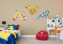35 pokemon wall decor my wall of life