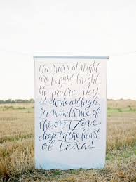 wedding backdrop quotes 21 best ceremony spaces images on