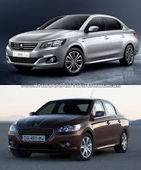 the new peugeot 2017 peugeot 301 vs 2013 peugeot 301 old vs new cars daily