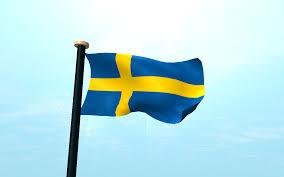 Sweden Flag Image Sweden Flag 3d Live Wallpaper Android Apps On Google Play