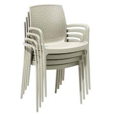 chaise de jardin blanche chaise plastique jardin awesome chaise de jardin solide contemporary
