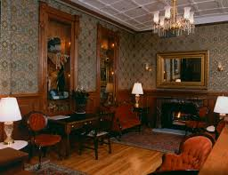 Victorian Interior Design by The Beautiful Lobby Of The Strater Hotel In Durango Colorado
