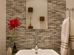 Bathroom Bathroom Wall Designs With Tile On Bathroom Throughout - Bathroom wall tiles designs
