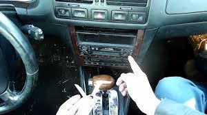 vw jetta radio removal vw pinterest repair manuals