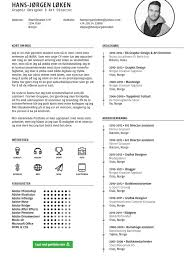 single page resume template creative single page resume template