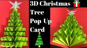 diy 3d tree 3d pop up card tree