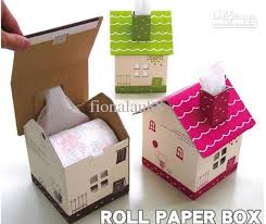 Home Decor Boxes Home Decor With Cardboard Boxes Paper Tissue Box Holder Tissue