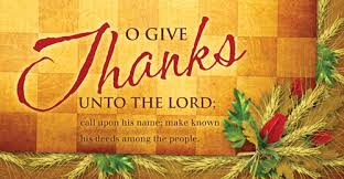 o give thanks unto the lord call upon his name make known his