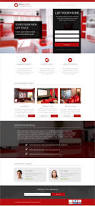 5 mortgage landing page website templates u0026 themes free