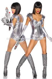 halloween costume ideas for work party staff should be girls in martian costumes with water guns