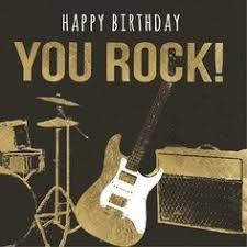 imagenes feliz cumpleaños rockero image result for tarjetas de cumpleaños para un amigo rockero