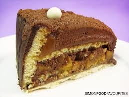 simon food favourites meltdown adriano zumbo chocolate mousse