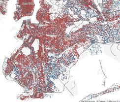 Williamsburg Brooklyn Map Map Are Low Home Ownership Levels Good For Cities Brownstoner