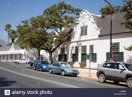 Dutch Colonial Architecture Bletterman House An Example Of Cape Dutch Colonial Architecture