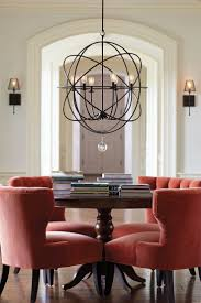 Gorgeous Dining Rooms by Dining Room Lighting Ideas Gorgeous Crystal Pendant Lamp Colorful