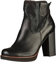 s boots amazon uk s oliver 5 25366 29 womens black synthetic booties 39 eu amazon