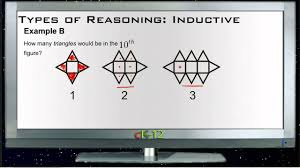 inductive reasoning examples basic geometry concepts youtube