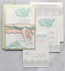 mint wedding invitations wedding invitations mint vertabox