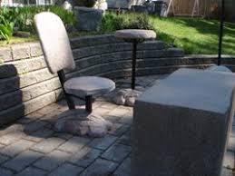 How To Make Fake Rocks - Rock furniture