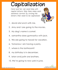 grammar worksheets for grade 1 9 1st grade grammar worksheets math cover