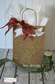 gift wrap bags easy diy gift wrap today s creative
