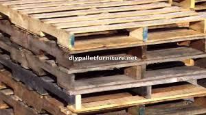 Diy Pallet Bench Instructions Diy Pallet Furniture Instructions 2 Youtube