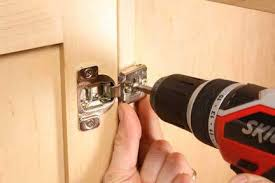 How To Install Cabinet Doors by How To Install European Hinges Cabinet Door Woodworking