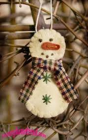 498 best felt ornaments images on