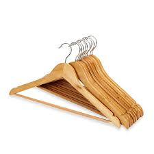 cheap thrills where to buy lots of wooden hangers apartment therapy