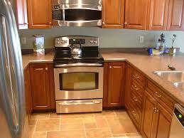 U Shaped Kitchen With Island Floor Plan by Kitchen Design Black Polymer Waste Bin Door Mounted System U
