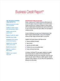 sample management reports 9 business report examples samples business credit report sample