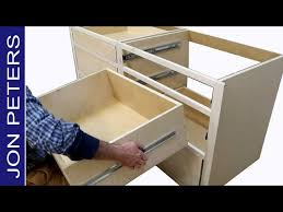 36 inch kitchen base cabinet with drawers how to build kitchen cabinets install drawer slides