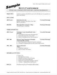 Do A Resume How To Write A Resume For A Job Example Sample Resume123