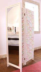 White Room Divider - ana white how to build a mirrored changing screen with pin