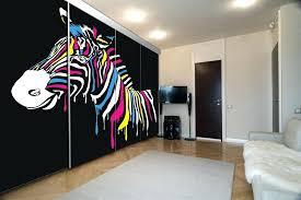 deco porte placard chambre deco porte placard chambre idee on decoration d interieur moderne