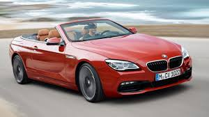 red maserati convertible bmw 6 series convertible review top gear
