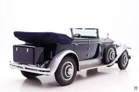 1930 rolls royce phantom i newmarket phaeton hyman ltd classic cars