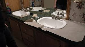 discount bathroom countertops with sink 10 exciting parts of attending diy bathroom countertop small home