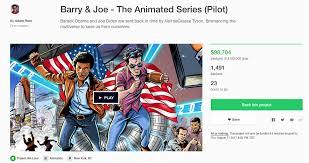 your kickstarter