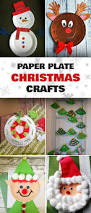15 incredibly cute paper plate christmas crafts paper plate