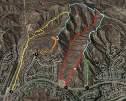 haskell map haskell open space socal hiker