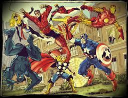 best live action anime best avengers 80s by namorsubmariner on deviantart anime