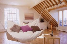 painting attic room slanted walls builtin bookshelves add a